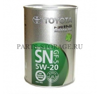 Моторное масло Toyota Motor Oil 5W-20 SN 0888010606