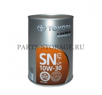 Моторное масло Toyota Motor Oil 10W-30 SN 0888010806